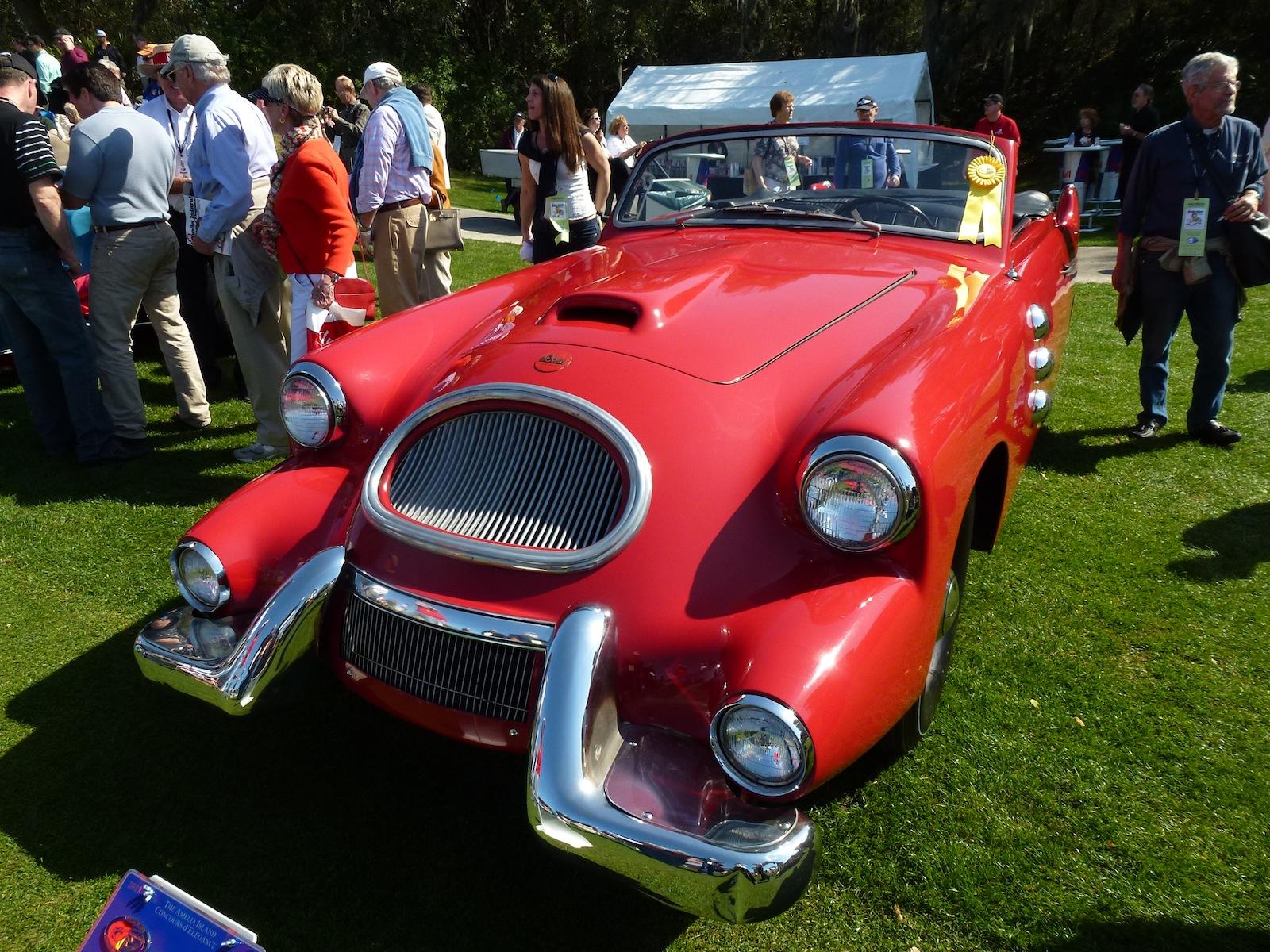 Spohn Convertible (1957) – Old Concept Cars