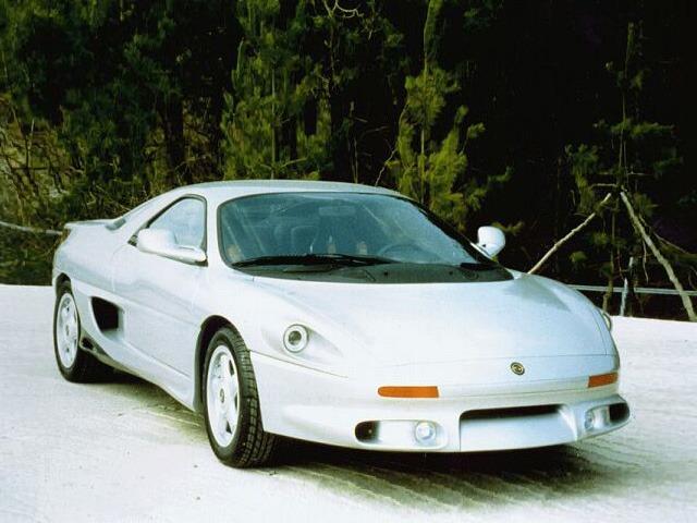 SsangYong Solo III Concept (1995)