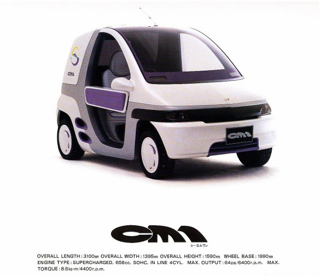 Subaru CM1 (1991)