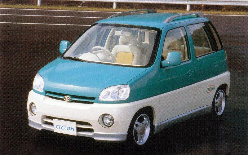Subaru Elcapa (1995)