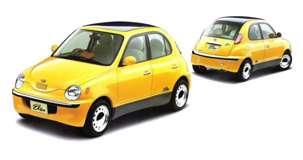 Subaru Elten (1997)