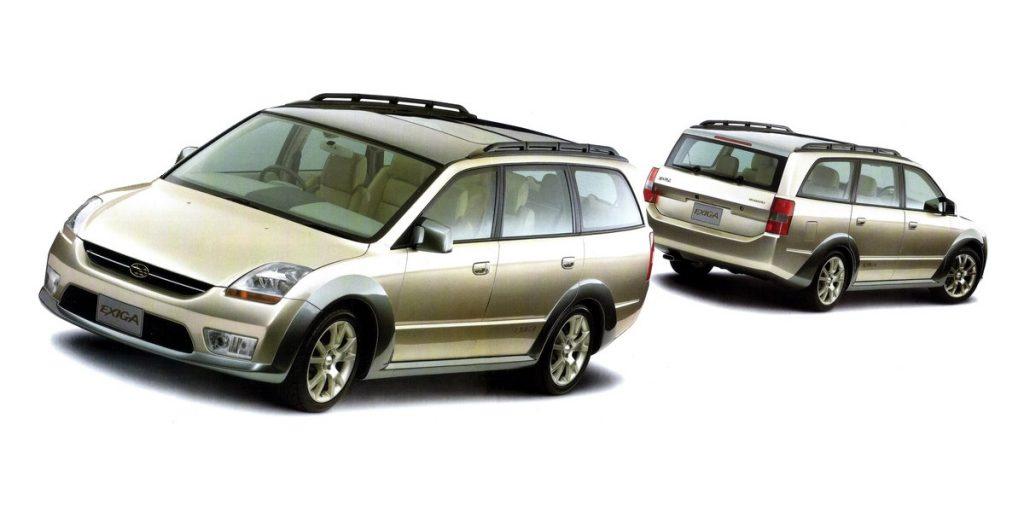 Subaru Exiga (1997)