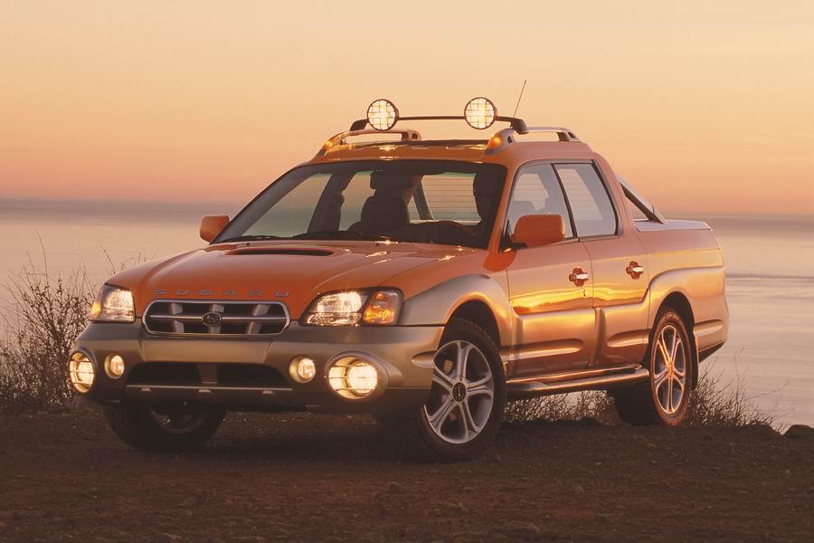 Subaru ST-X (2000)