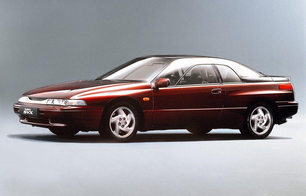 Subaru SVX (1989)