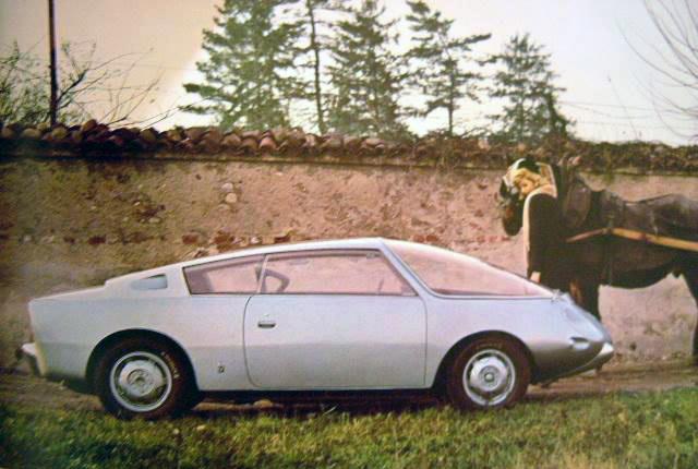 Fiat 600D Record (1962)