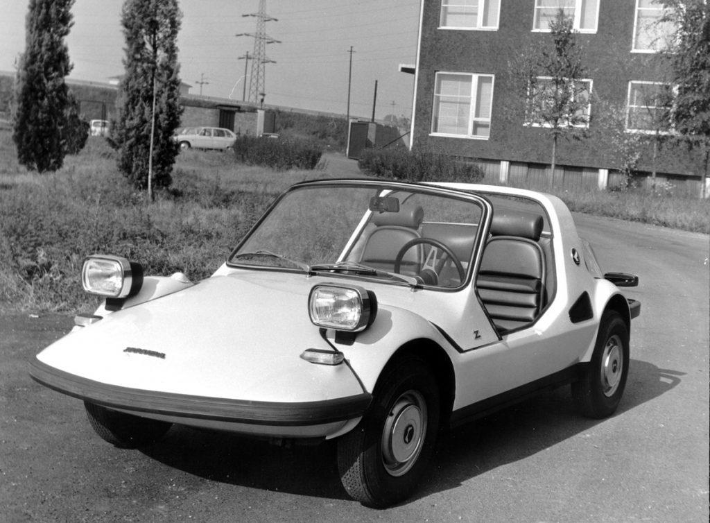 Honda Hondina (1970)
