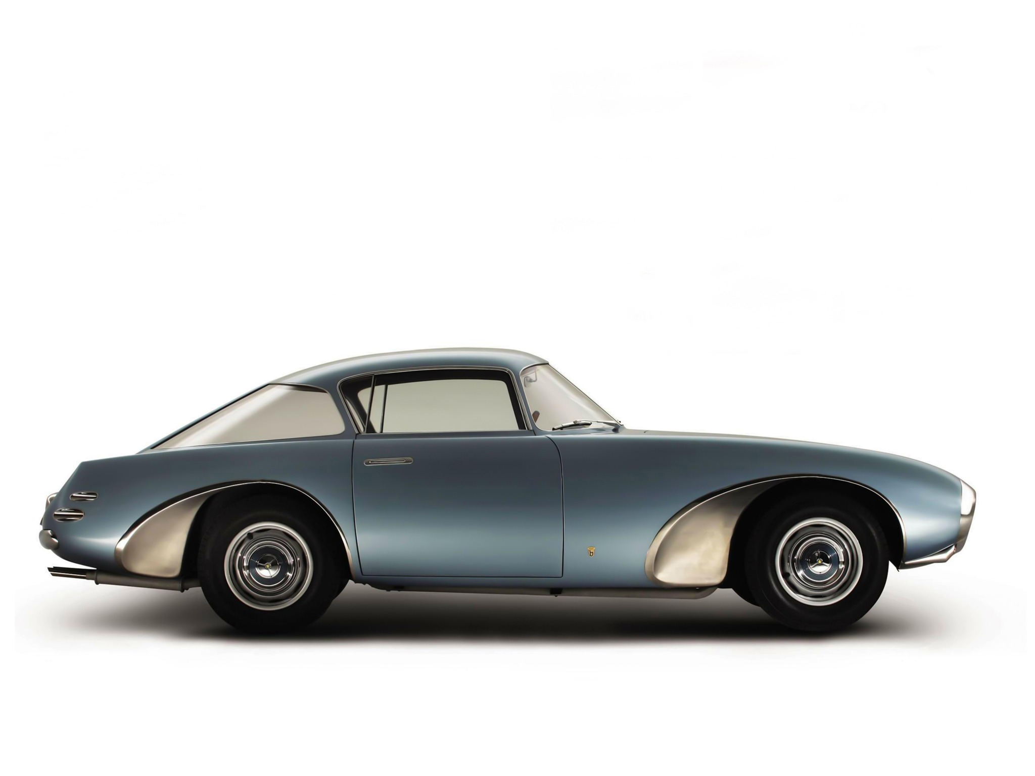 Abarth 1500 Biposto Coupe 1952 Old Concept Cars