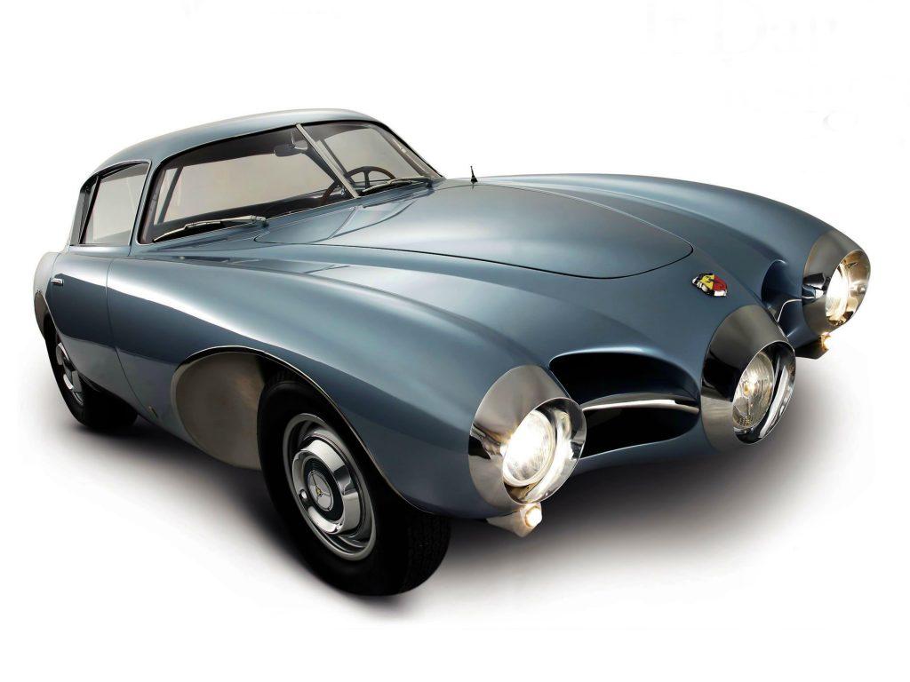 Abarth 1500 Biposto Coupe (1952)
