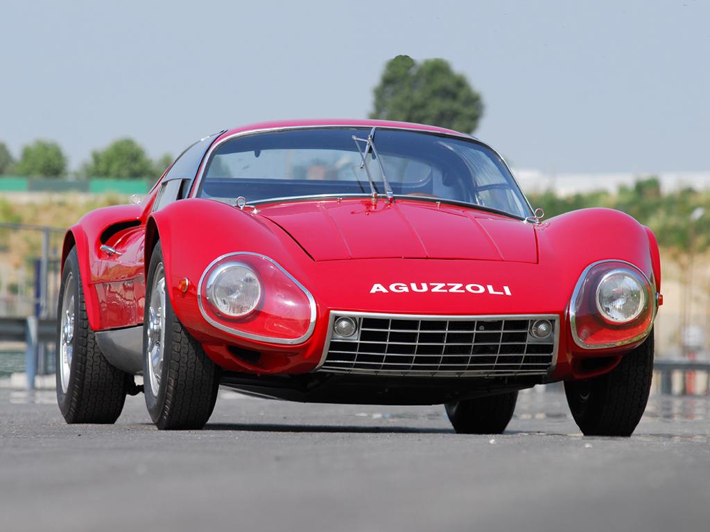 Aguzzoli Condor 1964 Old Concept Cars