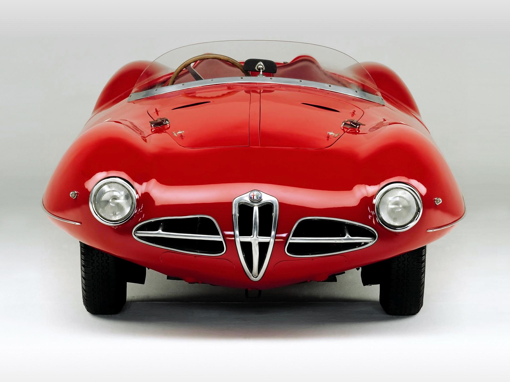 Alfa Romeo 1900 C52 Disco Volante Spider
