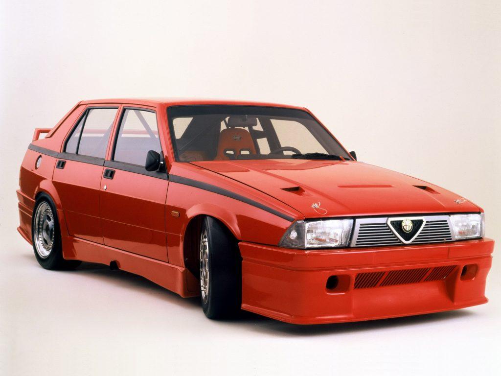 Alfa Romeo 75 1.8 Turbo TCC (1987)