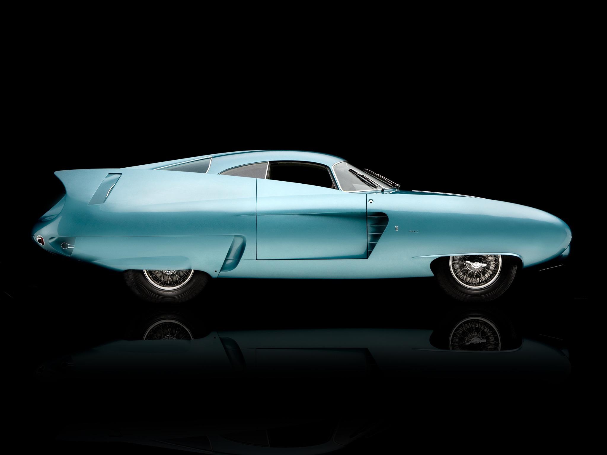 Alfa Romeo B A T 7 1954 Old Concept Cars
