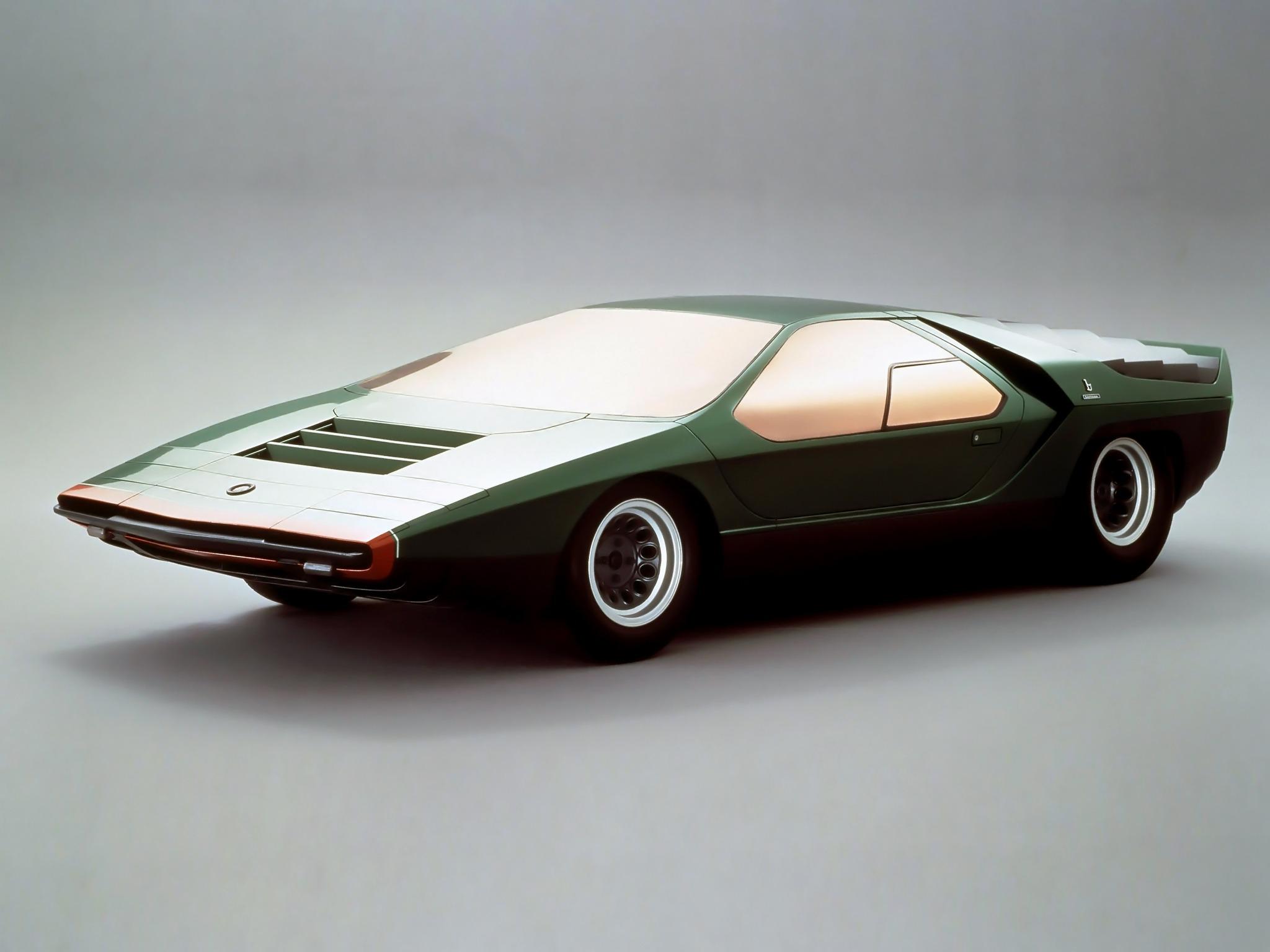 alfa romeo carabo 1968 old concept cars. Black Bedroom Furniture Sets. Home Design Ideas