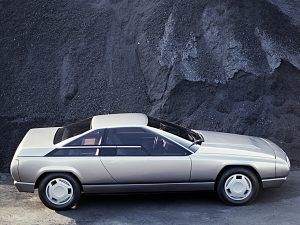 alfa romeo delfino concept 9 300x225 Alfa Romeo Delfino (1983)