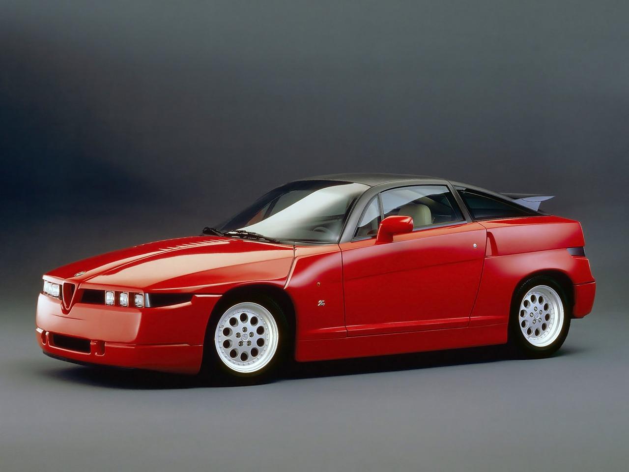 Alfa romeo prototype