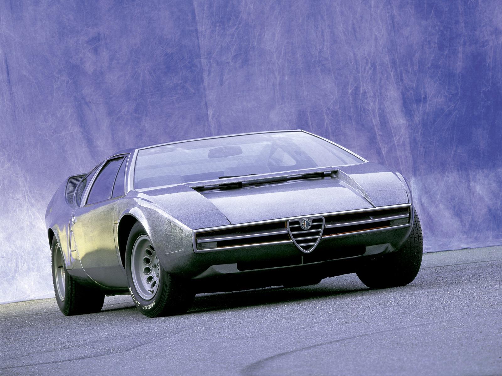 Alfa Romeo Iguana Italdesign Concept Car