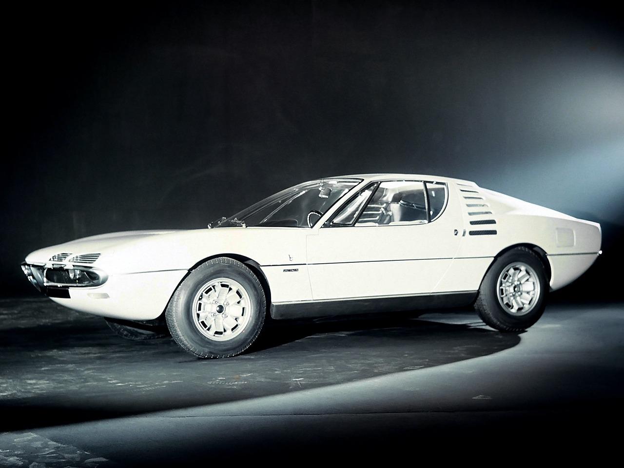 Alfa Romeo Montreal Expo (1967) – Old Concept Cars