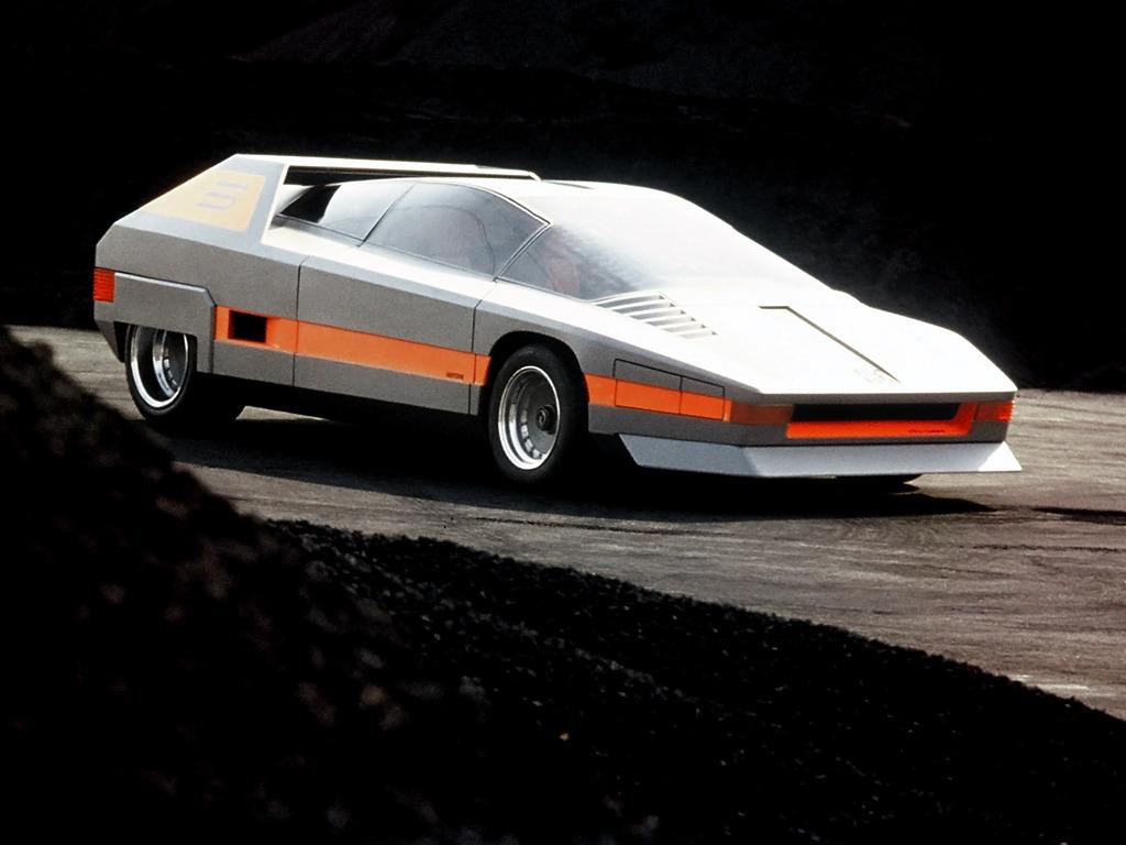 Alfa Romeo 33 Navajo (1976) – Old Concept Cars