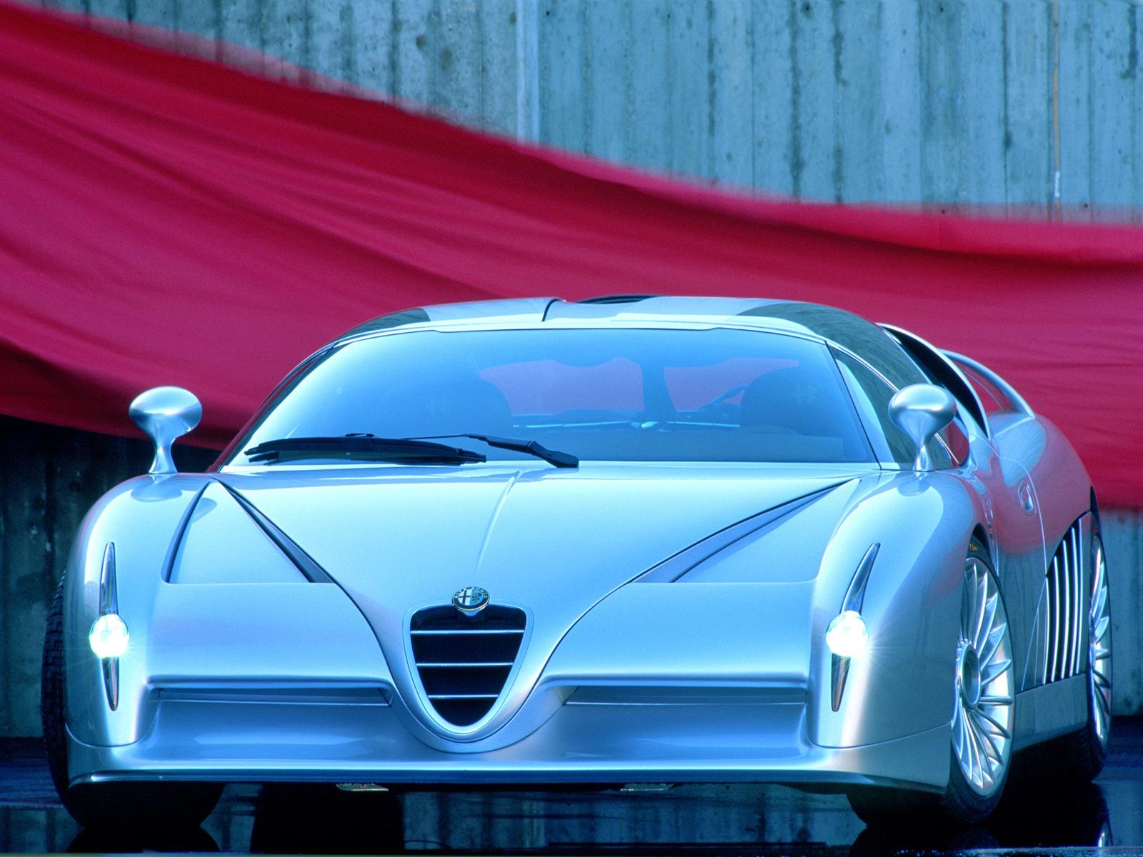 alfa romeo scighera 1997 � old concept cars