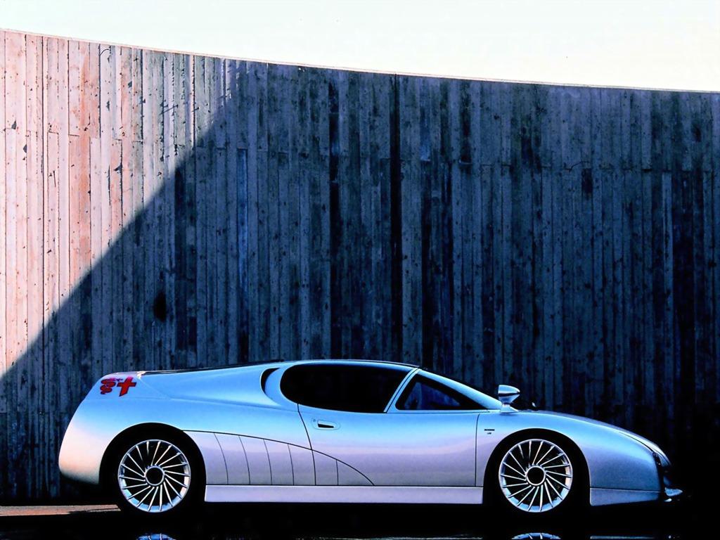Alfa Romeo Scighera (1997) - Old Concept Cars