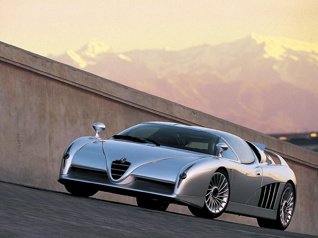Alfa Romeo Scighera ItalDesign Concept Car