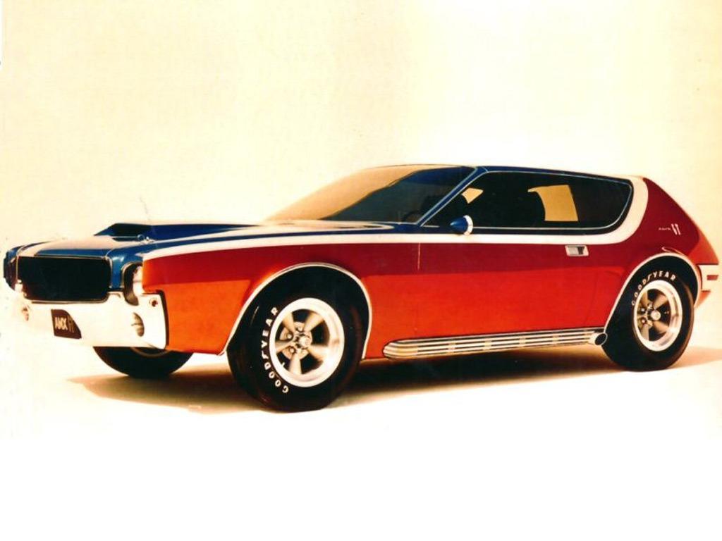 AMC AMX GT Concept (1968)