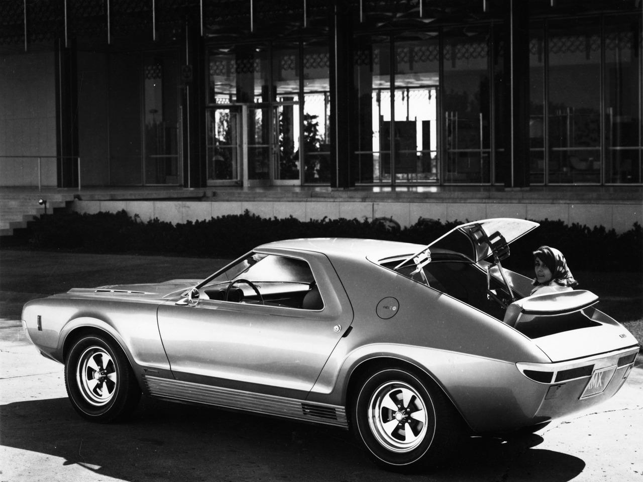 AMC AMX I Concept Car (1965) – Old Concept Cars
