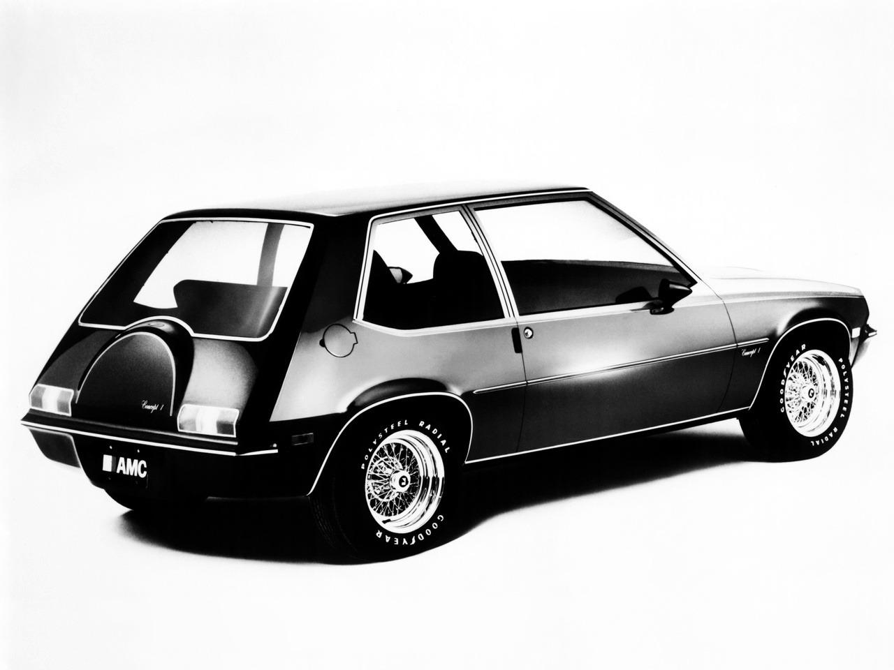 Amc concept cars