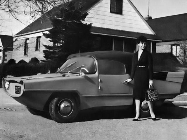 Amphicar Prototype (1960)