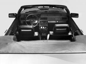 Audi GT Cabriolet Concept (ASC) (1986)