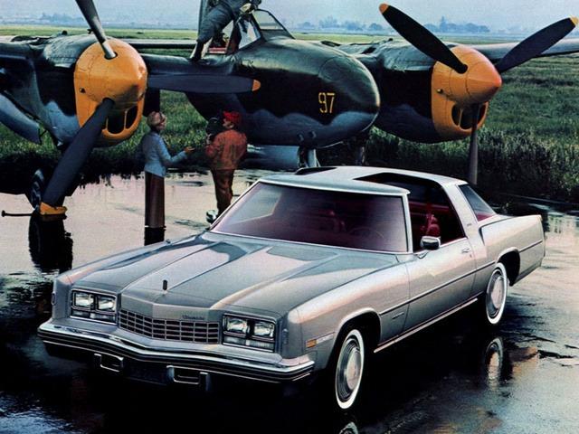 ASC Oldsmobile Toronado XSR Prototype (1977)