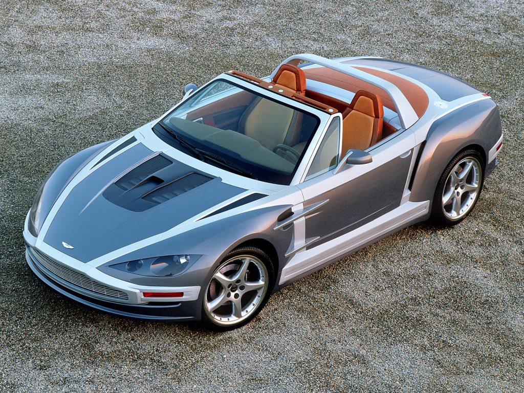 Aston Martin Twenty Twenty 2020 (2001)