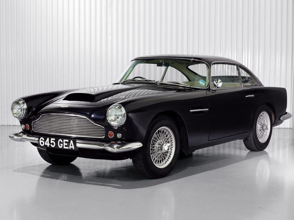 Aston Martin DB4 Prototype (1959)