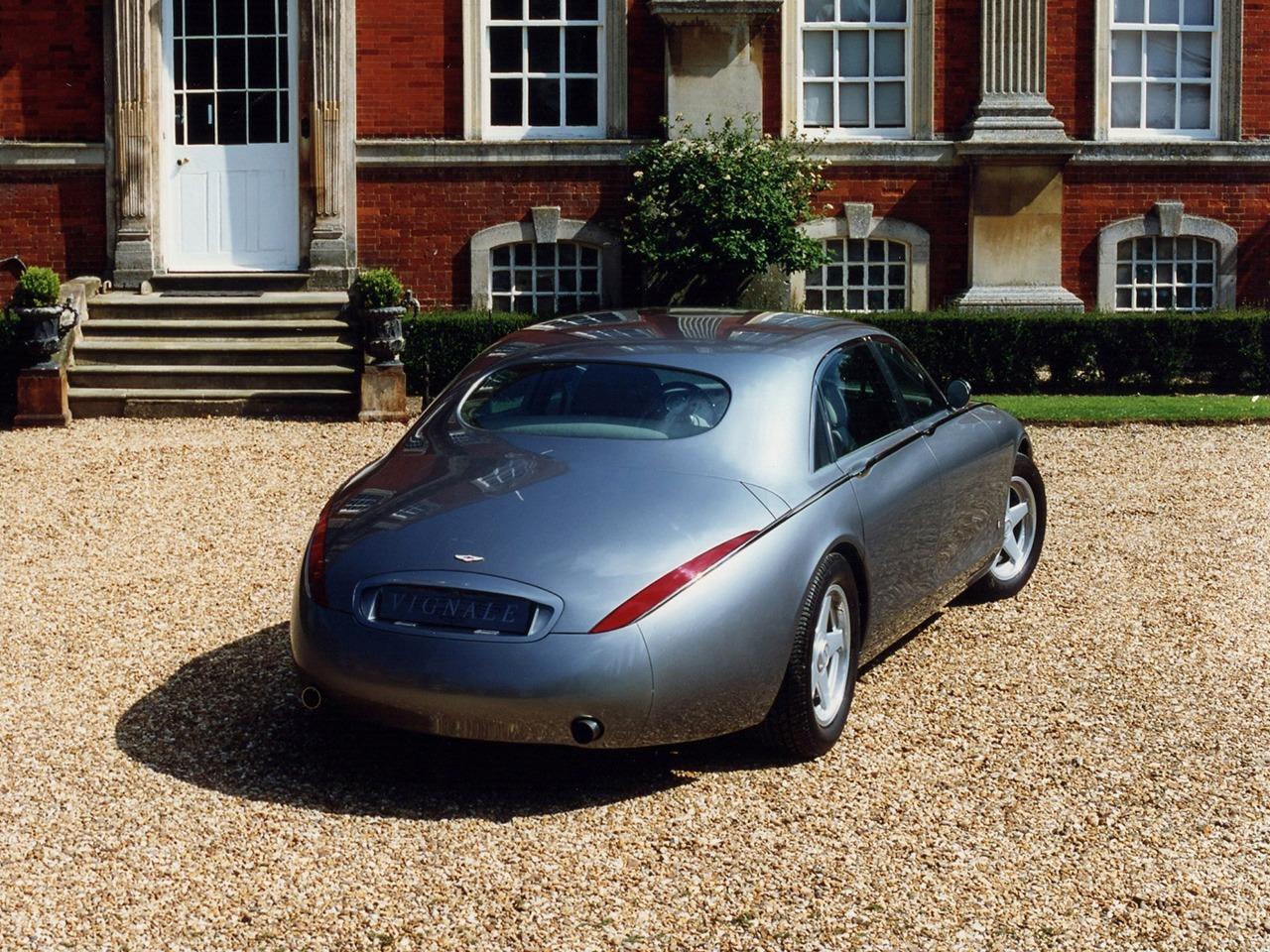 Auto Care Near Me >> Aston Martin Lagonda Vignale (1993) - Old Concept Cars