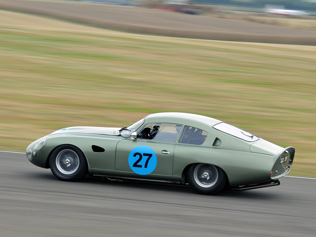 Aston Martin Project 212 (DP212/1) (1962)