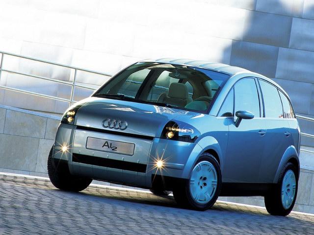 Audi Al2 Concept (1997)