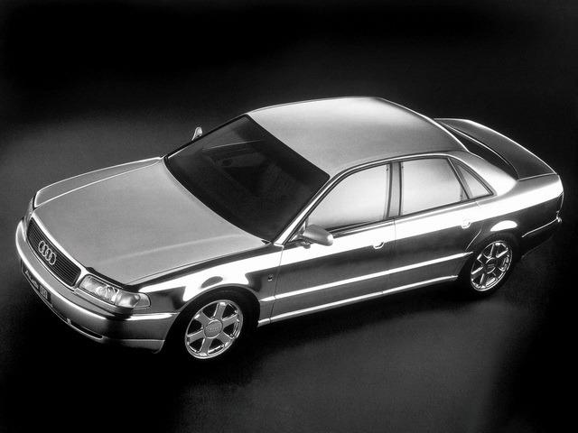 Audi ASF Concept (1993)
