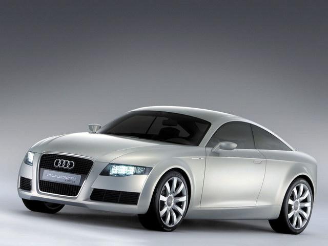 Audi Nuvolari Concept (2003)
