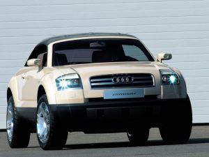 Audi Steppenwolf Concept (2000)