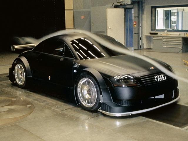 Audi TT-R ABT DTM Prototype (1999)