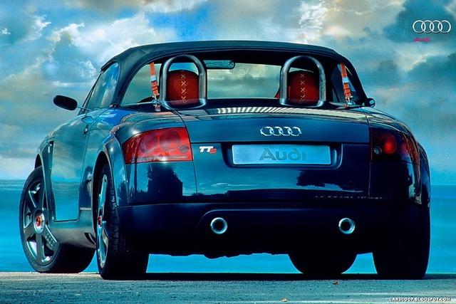 Audi Tts Concept 1995 Old Concept Cars