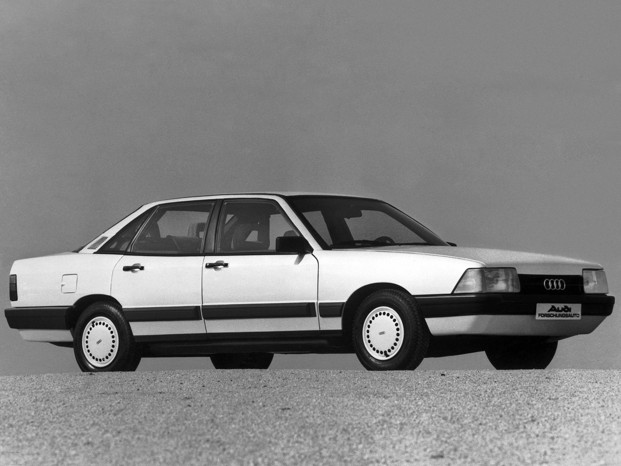 Audi 2000 Concept (1981) – Old Concept Cars
