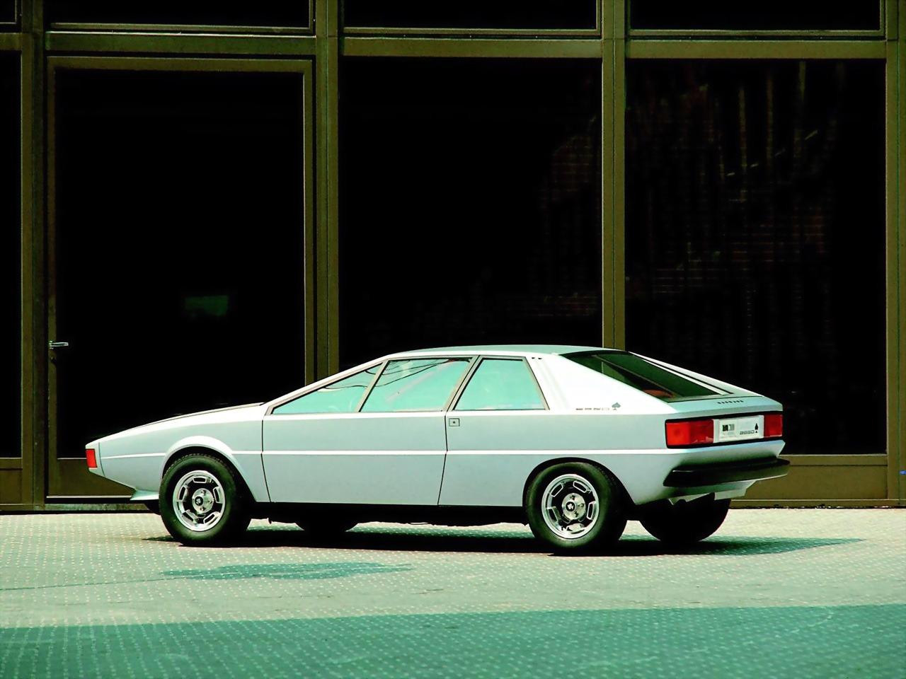 Audi Near Me >> Audi Asso di Picche Concept (1973) - Old Concept Cars