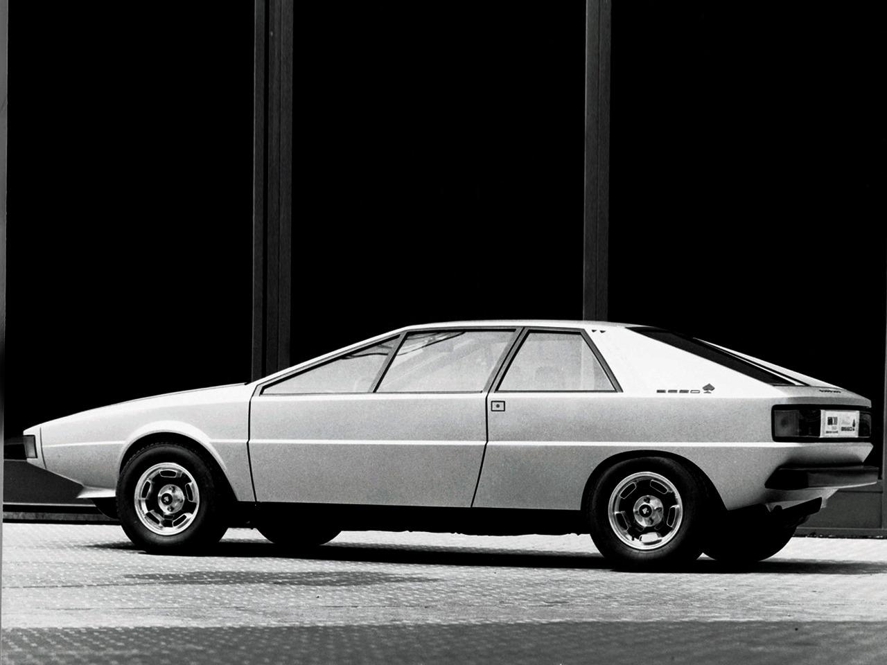 Audi Asso Di Picche Concept 1973 Old Concept Cars