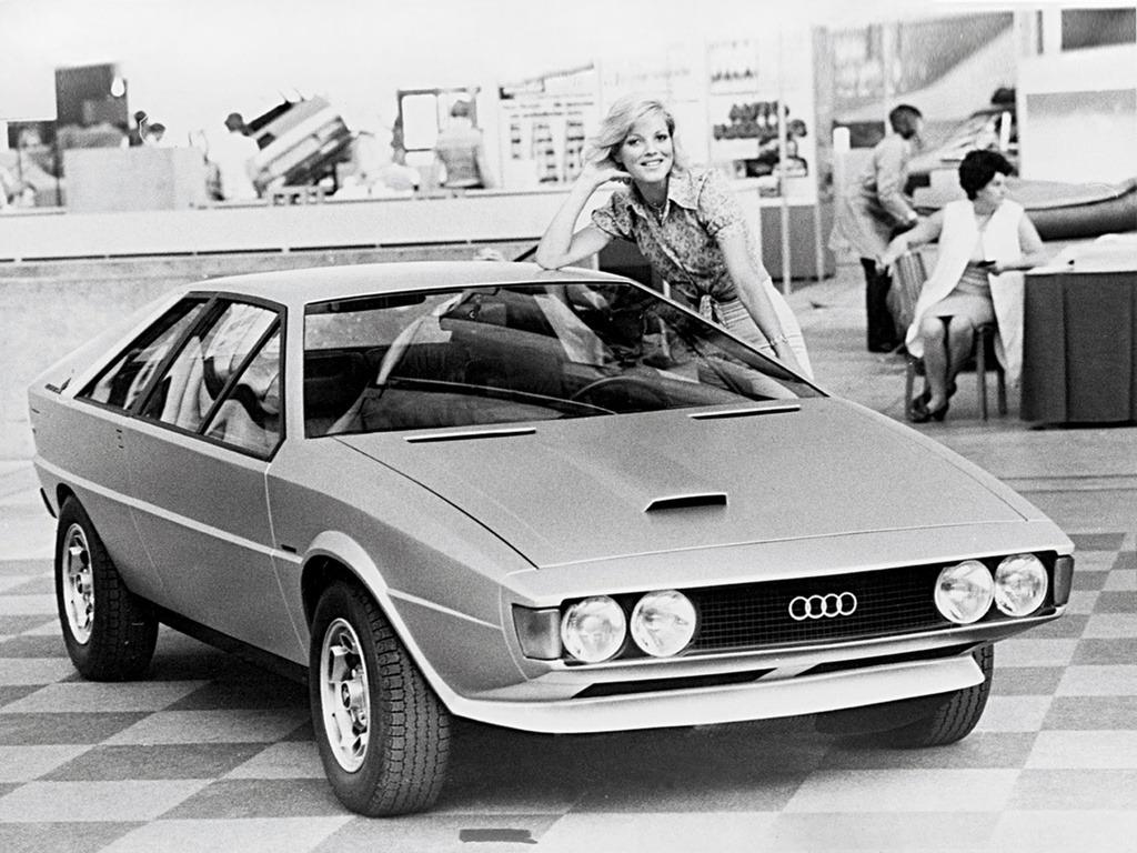 Audi Dealer Near Me >> Audi Asso di Picche Concept (1973) - Old Concept Cars