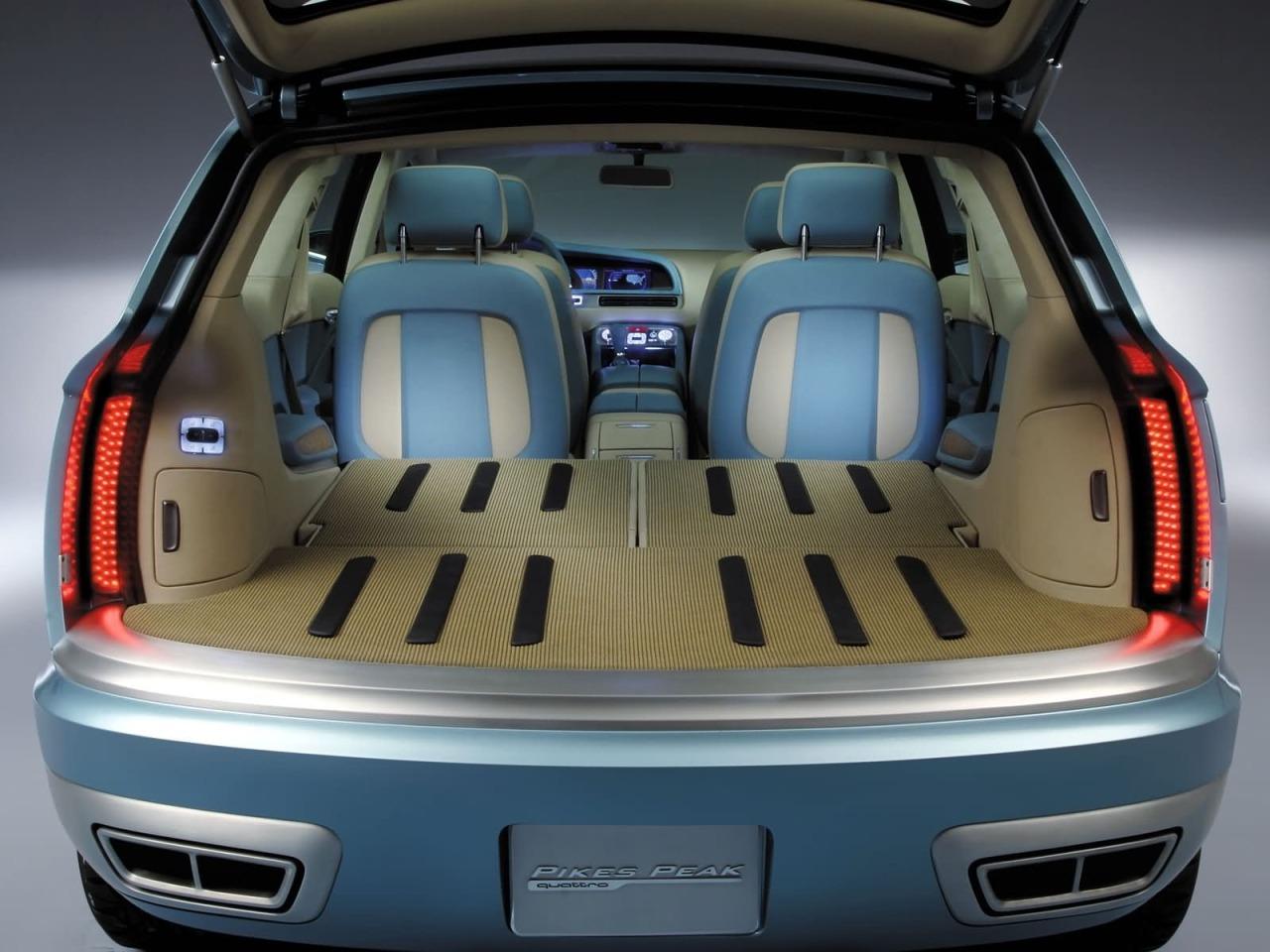 Audi Pikes Peak Quattro Concept (2003)