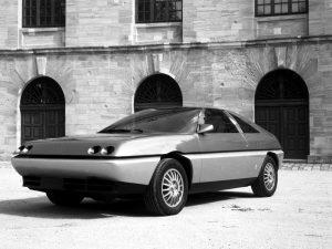 Audi Quartz Concept (1981)