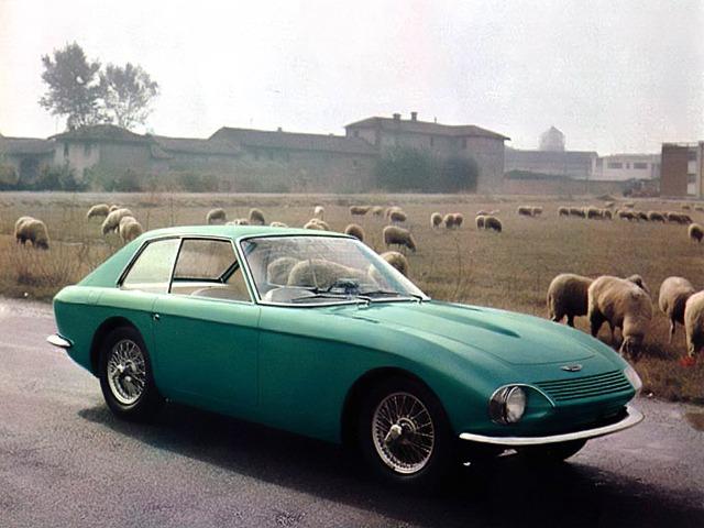 Austin Healey 3000 Coupé Speciale (1962)