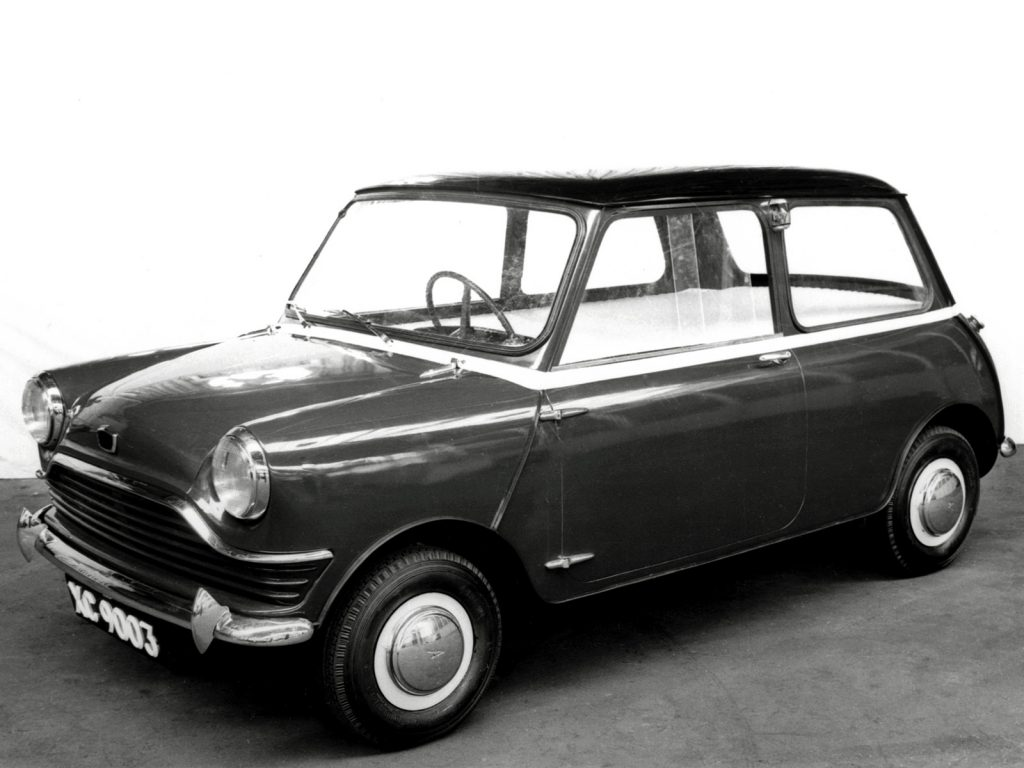Austin Mini Pre-production (ADO15) (1958)