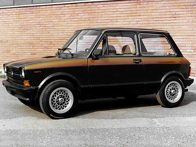 Autobianchi A112 Z (4 Serie) (1978)
